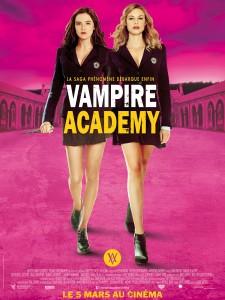 vampire academy poster film